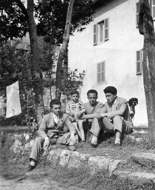 Villa Santo Stefano Marafiota